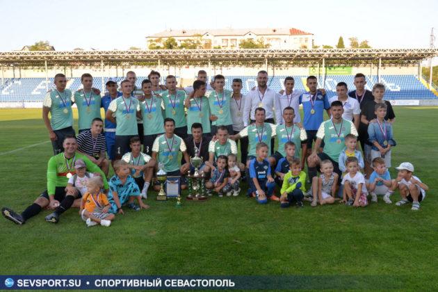 10082019 sevcup 60 630x420 - Кубок города по футболу остается у «Черноморца»