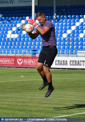 Кубок города по футболу остается у «Черноморца»