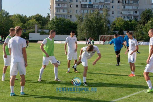 120972 629x420 - ФК «Севастополь» в серии пенальти уступил «ТСК-Таврии» в матче за Суперкубок КФС-2019