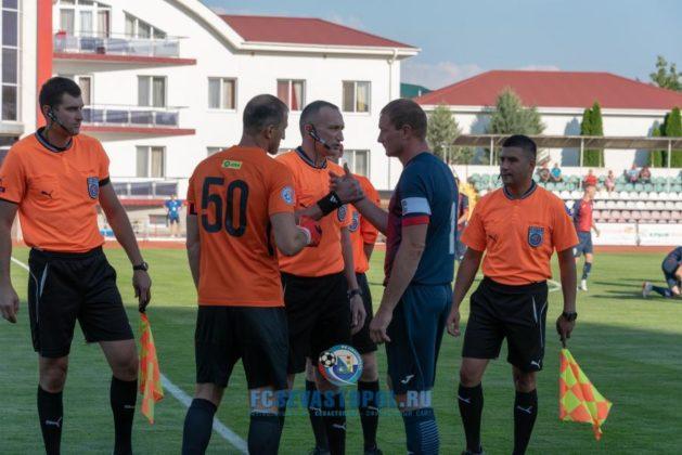 120988 629x420 - ФК «Севастополь» в серии пенальти уступил «ТСК-Таврии» в матче за Суперкубок КФС-2019
