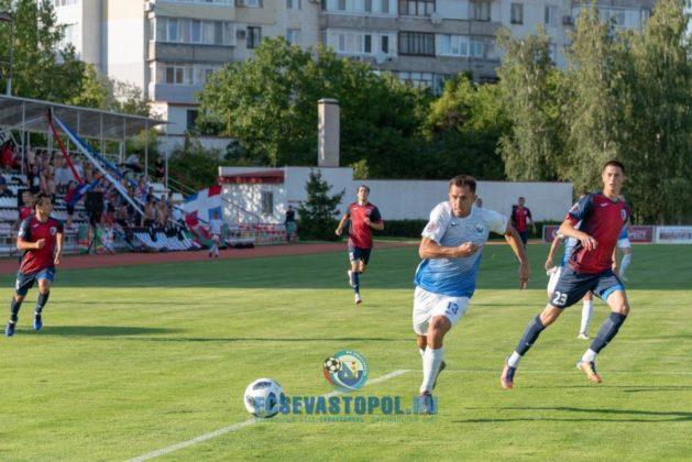 120989 629x420 - ФК «Севастополь» в серии пенальти уступил «ТСК-Таврии» в матче за Суперкубок КФС-2019