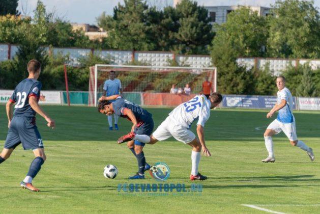 120991 629x420 - ФК «Севастополь» в серии пенальти уступил «ТСК-Таврии» в матче за Суперкубок КФС-2019