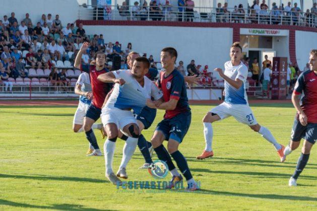 120993 629x420 - ФК «Севастополь» в серии пенальти уступил «ТСК-Таврии» в матче за Суперкубок КФС-2019