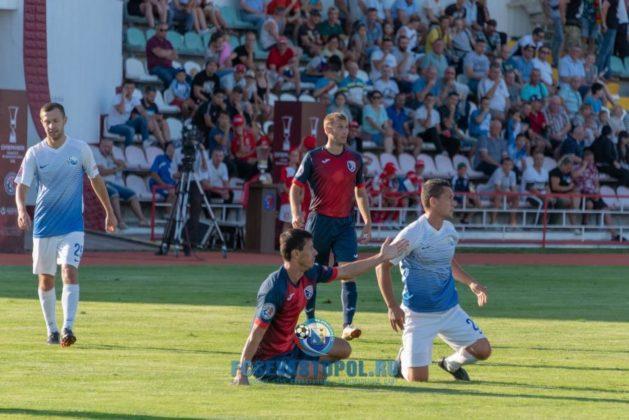 120999 629x420 - ФК «Севастополь» в серии пенальти уступил «ТСК-Таврии» в матче за Суперкубок КФС-2019