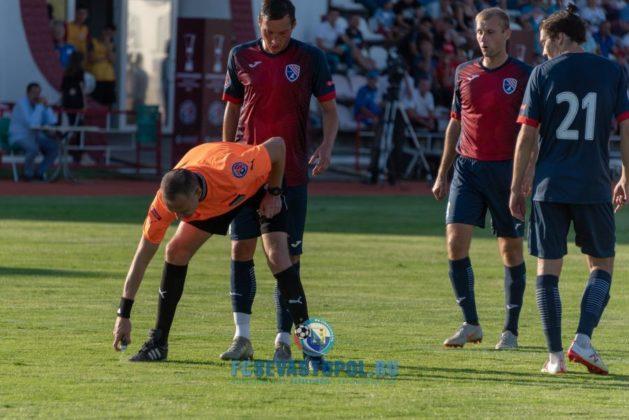 121000 629x420 - ФК «Севастополь» в серии пенальти уступил «ТСК-Таврии» в матче за Суперкубок КФС-2019