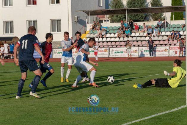 121009 629x420 - ФК «Севастополь» в серии пенальти уступил «ТСК-Таврии» в матче за Суперкубок КФС-2019