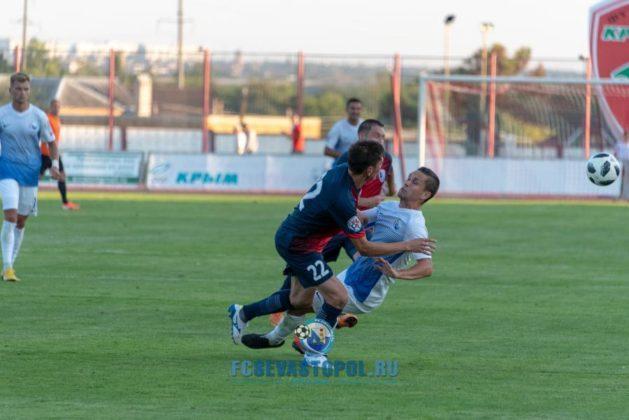 121021 629x420 - ФК «Севастополь» в серии пенальти уступил «ТСК-Таврии» в матче за Суперкубок КФС-2019