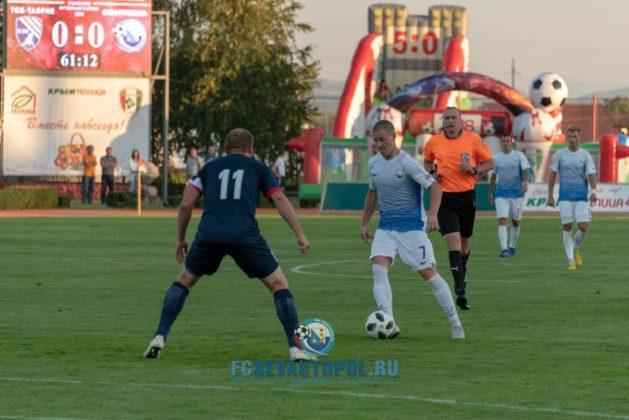 121023 629x420 - ФК «Севастополь» в серии пенальти уступил «ТСК-Таврии» в матче за Суперкубок КФС-2019