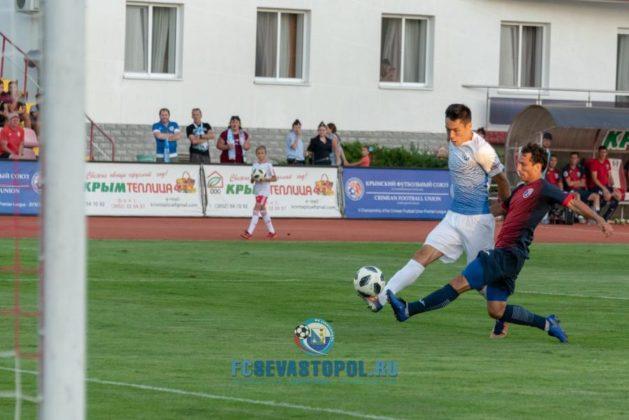 121024 629x420 - ФК «Севастополь» в серии пенальти уступил «ТСК-Таврии» в матче за Суперкубок КФС-2019
