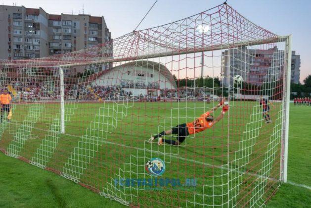 121036 629x420 - ФК «Севастополь» в серии пенальти уступил «ТСК-Таврии» в матче за Суперкубок КФС-2019