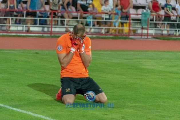 121040 629x420 - ФК «Севастополь» в серии пенальти уступил «ТСК-Таврии» в матче за Суперкубок КФС-2019