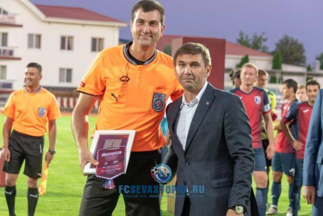 121045 629x420 - ФК «Севастополь» в серии пенальти уступил «ТСК-Таврии» в матче за Суперкубок КФС-2019