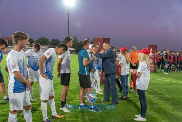 121048 629x420 - ФК «Севастополь» в серии пенальти уступил «ТСК-Таврии» в матче за Суперкубок КФС-2019