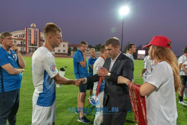 121049 629x420 - ФК «Севастополь» в серии пенальти уступил «ТСК-Таврии» в матче за Суперкубок КФС-2019