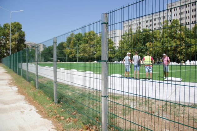 img 1499 630x420 - В Севастополе продолжается модернизация спортивной базы образовательных учреждений