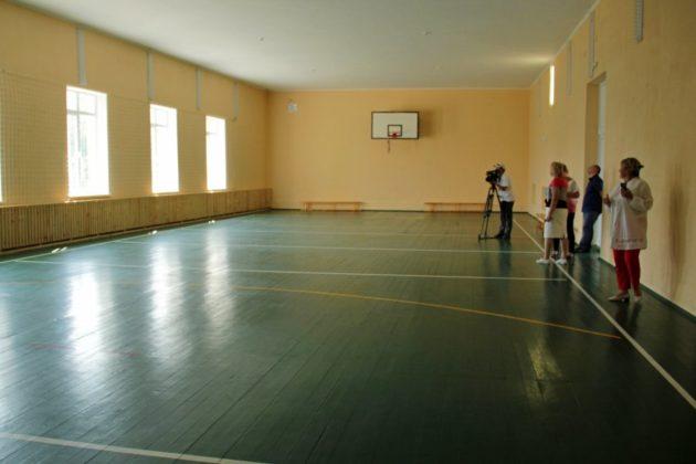 img 2555 630x420 - К новому учебному году в школе №47 села Орлиное появится новый спортивный объект