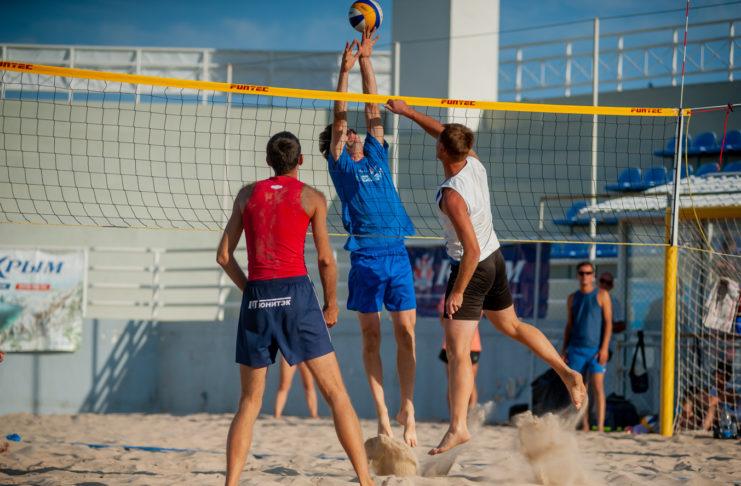 Фестиваль по пляжному волейболу