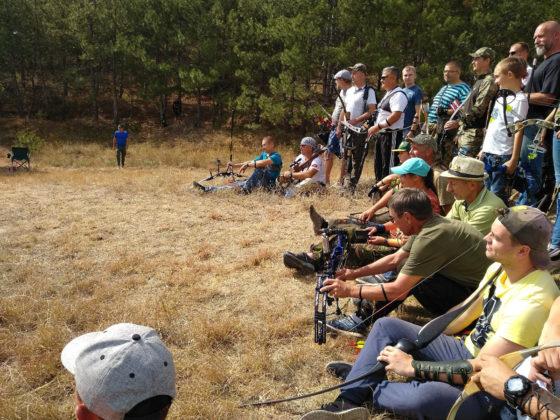 турнир по 3D стрельбе «Кудыкины горы»