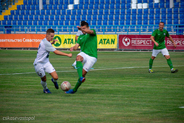 0scy2he6ygi 630x420 - Сборная ЮВО второй год подряд побеждает на чемпионате ВС РФ по футболу
