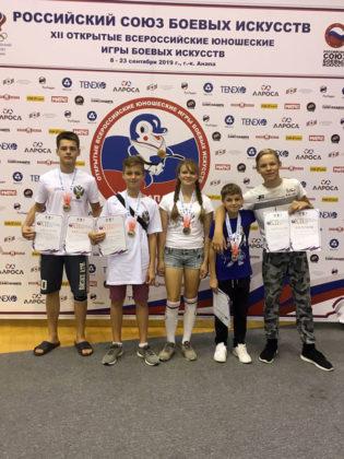 15092019 kkb 1 315x420 - Севастопольские кикбоксеры завоевали девять медалей Всероссийских юношеский играх