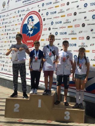 15092019 kkb 2 315x420 - Севастопольские кикбоксеры завоевали девять медалей Всероссийских юношеский играх