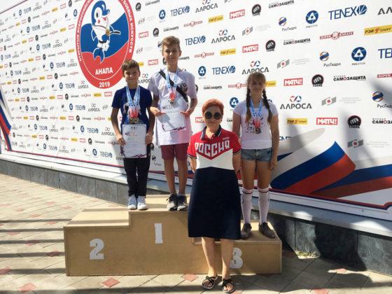 15092019 kkb 3 560x420 - Севастопольские кикбоксеры завоевали девять медалей Всероссийских юношеский играх