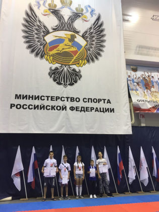 15092019 kkb 4 315x420 - Севастопольские кикбоксеры завоевали девять медалей Всероссийских юношеский играх
