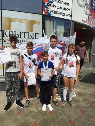 15092019 kkb 5 315x420 - Севастопольские кикбоксеры завоевали девять медалей Всероссийских юношеский играх