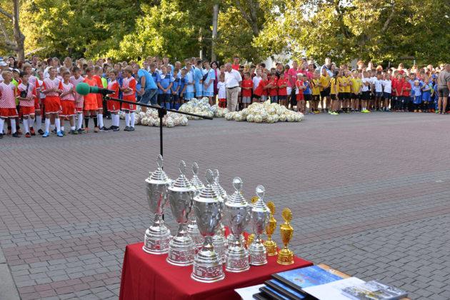 30 08 2019 dyfl 11 630x420 - В начале сентября стартуют соревнования ДЮФЛ Севастополя