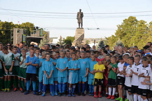 30 08 2019 dyfl 16 630x420 - В начале сентября стартуют соревнования ДЮФЛ Севастополя