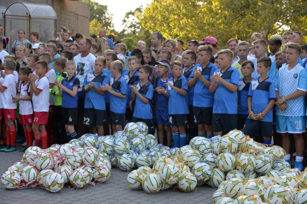 30 08 2019 dyfl 17 630x420 - В начале сентября стартуют соревнования ДЮФЛ Севастополя