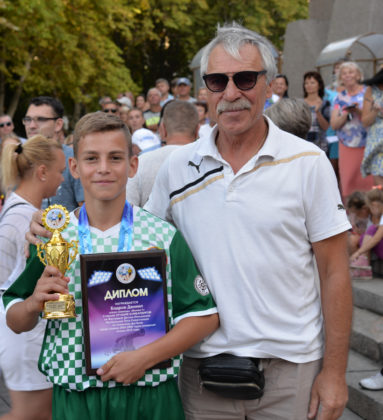 30 08 2019 dyfl 25 383x420 - В начале сентября стартуют соревнования ДЮФЛ Севастополя