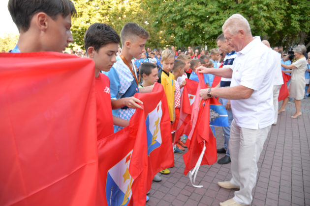 30 08 2019 dyfl 26 630x420 - В начале сентября стартуют соревнования ДЮФЛ Севастополя