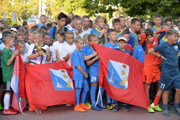 30 08 2019 dyfl 29 630x420 - В начале сентября стартуют соревнования ДЮФЛ Севастополя