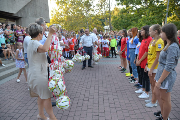 30 08 2019 dyfl 30 630x420 - В начале сентября стартуют соревнования ДЮФЛ Севастополя