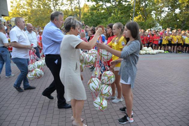 30 08 2019 dyfl 31 630x420 - В начале сентября стартуют соревнования ДЮФЛ Севастополя