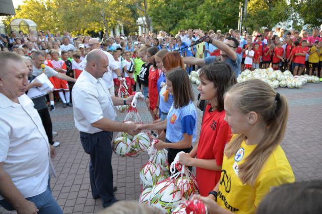 30 08 2019 dyfl 32 630x420 - В начале сентября стартуют соревнования ДЮФЛ Севастополя
