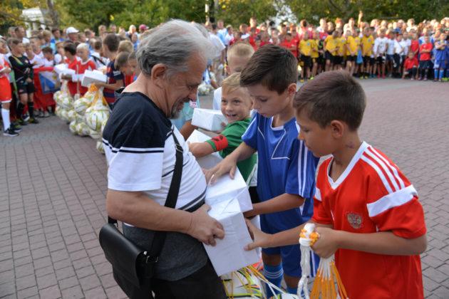 30 08 2019 dyfl 33 630x420 - В начале сентября стартуют соревнования ДЮФЛ Севастополя