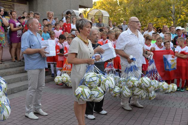 30 08 2019 dyfl 36 630x420 - В начале сентября стартуют соревнования ДЮФЛ Севастополя