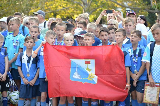 30 08 2019 dyfl 41 630x420 - В начале сентября стартуют соревнования ДЮФЛ Севастополя