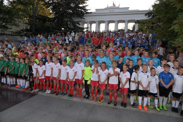 30 08 2019 dyfl 43 630x420 - В начале сентября стартуют соревнования ДЮФЛ Севастополя