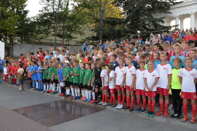 30 08 2019 dyfl 44 630x420 - В начале сентября стартуют соревнования ДЮФЛ Севастополя