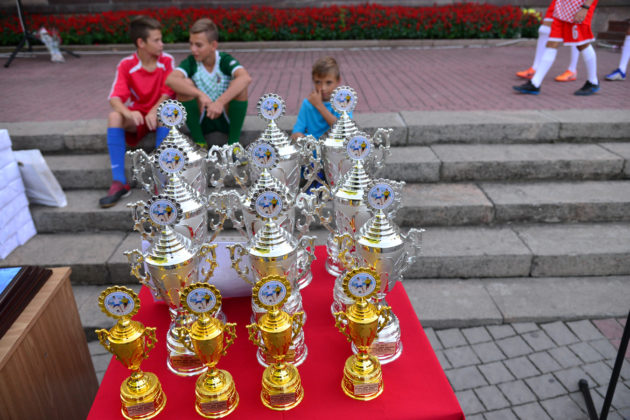 30 08 2019 dyfl 5 630x420 - В начале сентября стартуют соревнования ДЮФЛ Севастополя