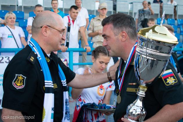 7 eek408m4w 630x420 - Сборная ЮВО второй год подряд побеждает на чемпионате ВС РФ по футболу