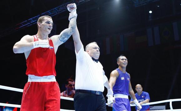 Воспитанник севастопольской школы бокса Глеб Бакши – чемпион мира в весе до 75 кг