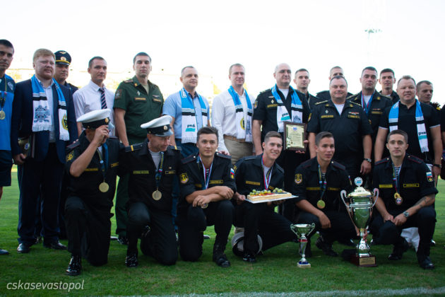 924gqu7vxwg 630x420 - Сборная ЮВО второй год подряд побеждает на чемпионате ВС РФ по футболу