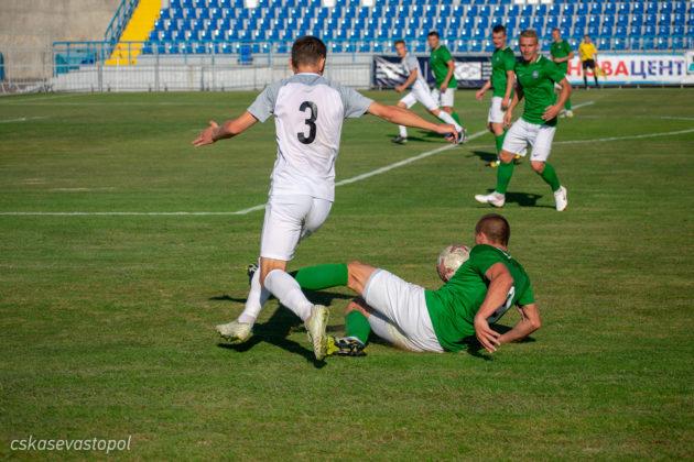 evdqh6b5iw 630x420 - Сборная ЮВО второй год подряд побеждает на чемпионате ВС РФ по футболу