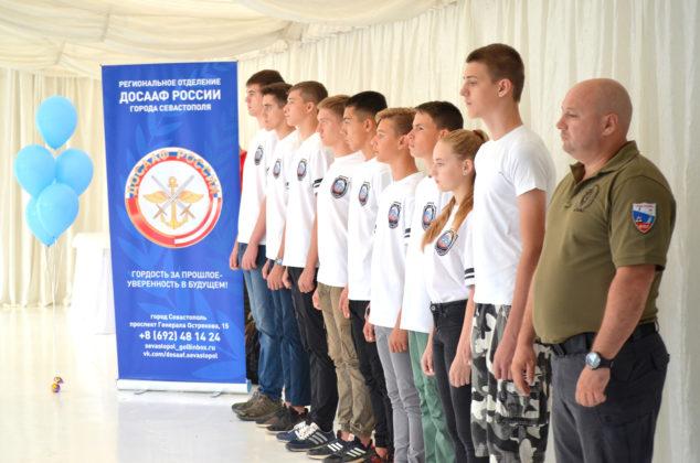 mpinbtkpn0k 634x420 - В Севастополе при ДОСААФ открылся детский стрелковый клуб «Юнармии»