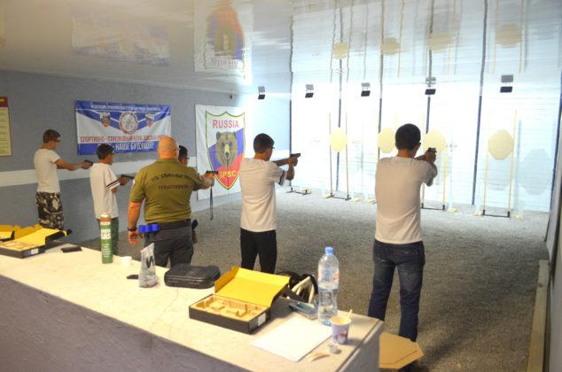 стрелковый клуб «Юнармии»