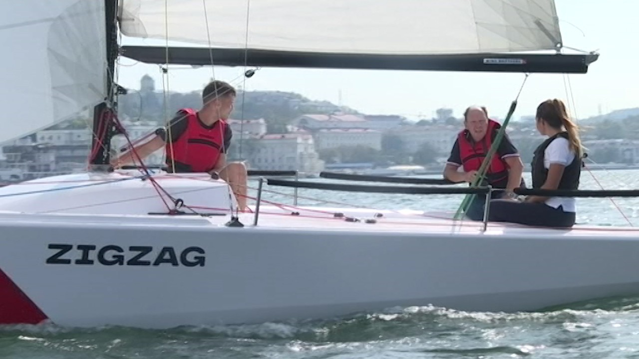 14352 yakht klub ushakova balka esche1 - Круглогодичный яхт-клуб открылся в Севастополе